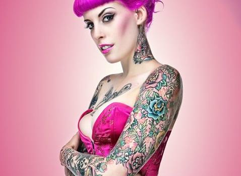 Tattoo Wzory Pielęgnacja Tatuazu