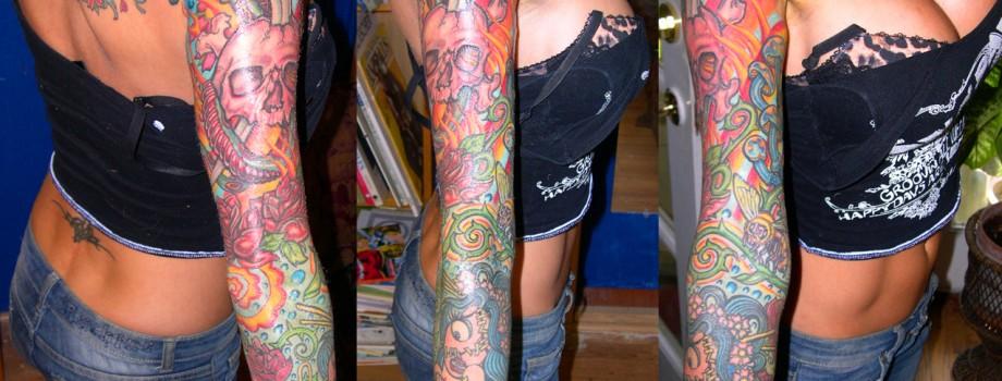 Tattoo Wzory Co To Jest Tattoo Sleeve Tattoo Wzory Tatuaże