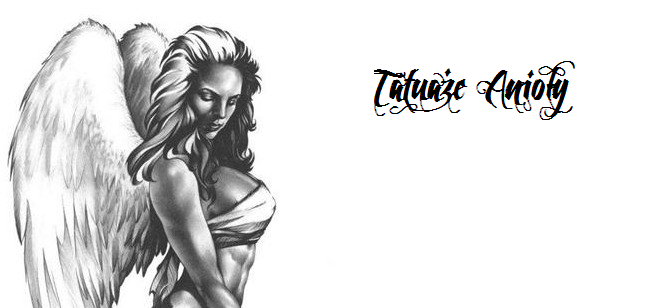 Tattoo Wzory Tatuaże Anioły Tattoo Wzory Tatuaże