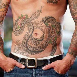 Tatuaż Wąż Symbolika Znaczenie Tattoo Wzory Tatuaże