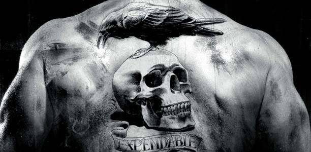 Expendables Niezniszczalni Tatuaż Kruk Tattoo Wzory