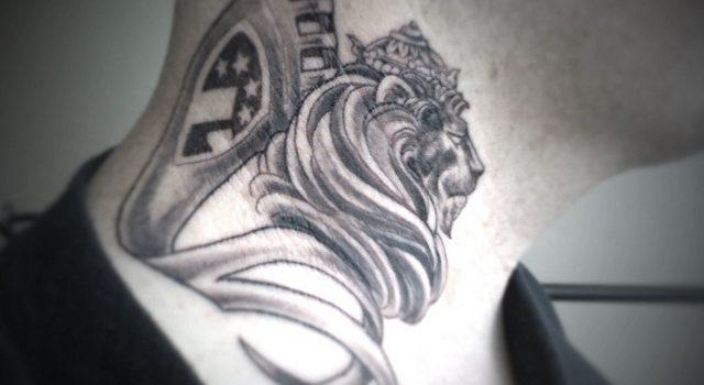 Tattoo Wzory Głośny Ryk Lwa Wpisany W Skórę Tattoo Wzory