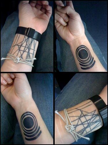 Tatuaż Na Nadgarstku Czy Naprwdę Boli Tattoo Wzory Tatuaże